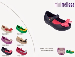 Mini Melissa Ultragirl Bow